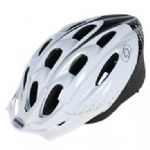 F15 White & Black Helmet